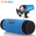 Zealot S1 Portable Outdoor Bluetooth Speaker Waterproof Wireless Sound Bar with Flashlight FREE Bike Fixed Bracket !