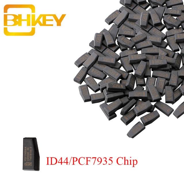 BHKEY 1Pcs ID44 Transponder Chip ID 44 PCF7935 Chip  For BMW 1 3 5 7 series EWS Cas System