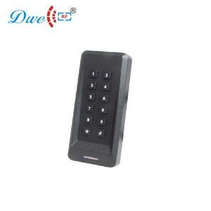 DWE CC RF leitor de cartão de proximidade rfid controle de acesso teclado pin leitor de cartão teclado de toque chave rfid leitores|rfid proximity card reader|rfid card reader|rf card reader -
