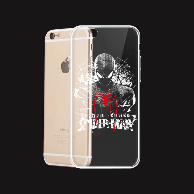 Maiyaca 2017 New Movie Wallpaper Spider Man Phone Case Cover For