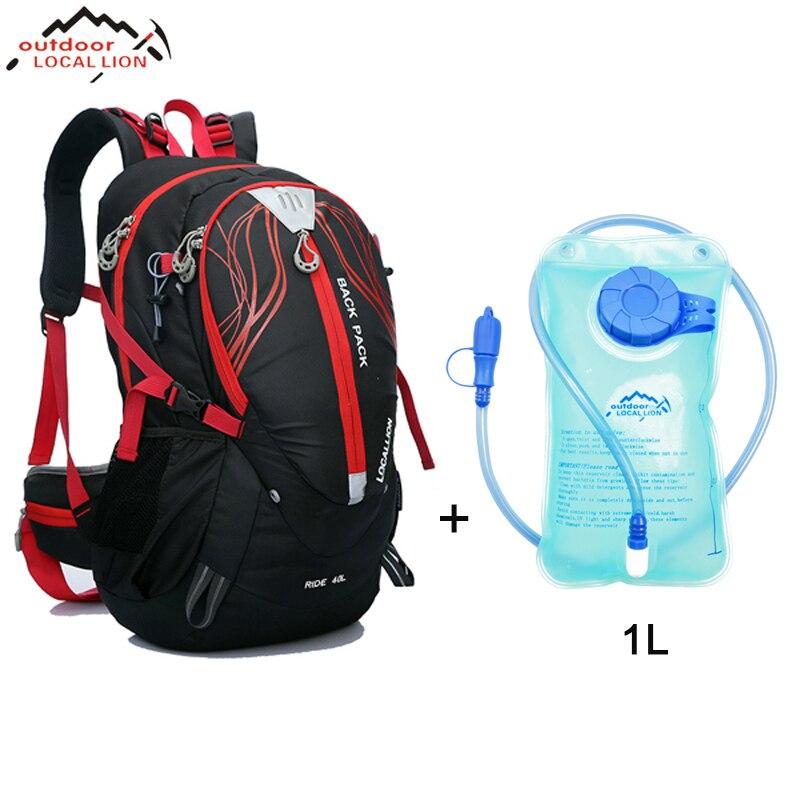 Sac à dos étanche 40L Stent système vélo épaule sac à dos Sport en plein air hydratation vélo cyclisme sac à eau