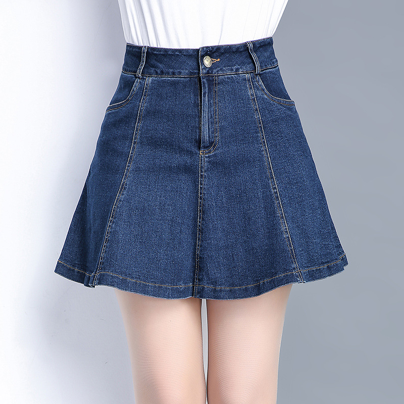 Popular Dark Denim Mini Skirt-Buy Cheap Dark Denim Mini Skirt lots ...
