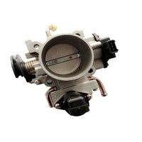 Marke Neue Orignial drosselklappengehäuse für Chana EHRE 1.5L Chana Stern 4G15 UMC system Bohrung Größe 55mm 100% Prüfung neue|Luftansaugung|   -