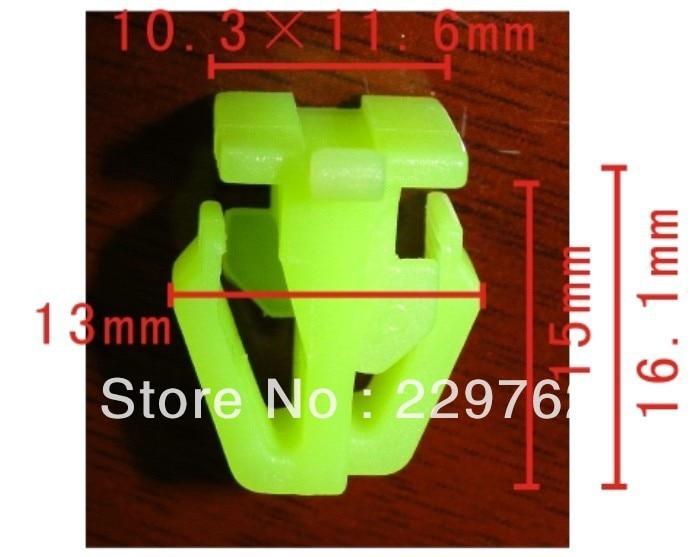 New Honda Clip A Molding 75328-SH3-A01