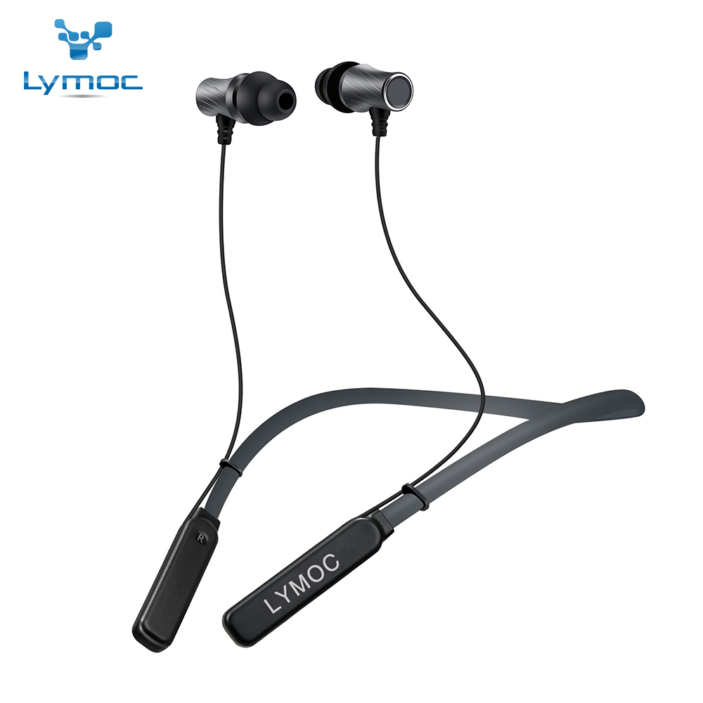 Aliexpress.com : Buy Lymoc M7 Neckband Bluetooth Headset Music Sport Wireless Earphone Heavy