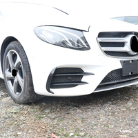 For Mercedes Benz W213 fog light stickers W213 bumper in the net decorative strips modified amg accessories car stickers