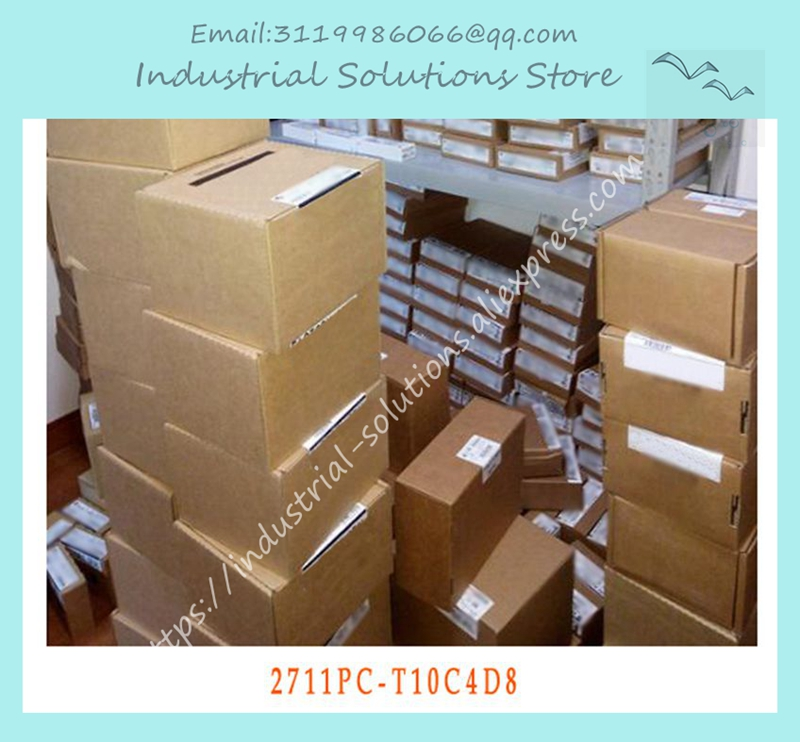 YENI 2711PC-T10C4D8 PanelView Plus TerminaliYENI 2711PC-T10C4D8 PanelView Plus Terminali