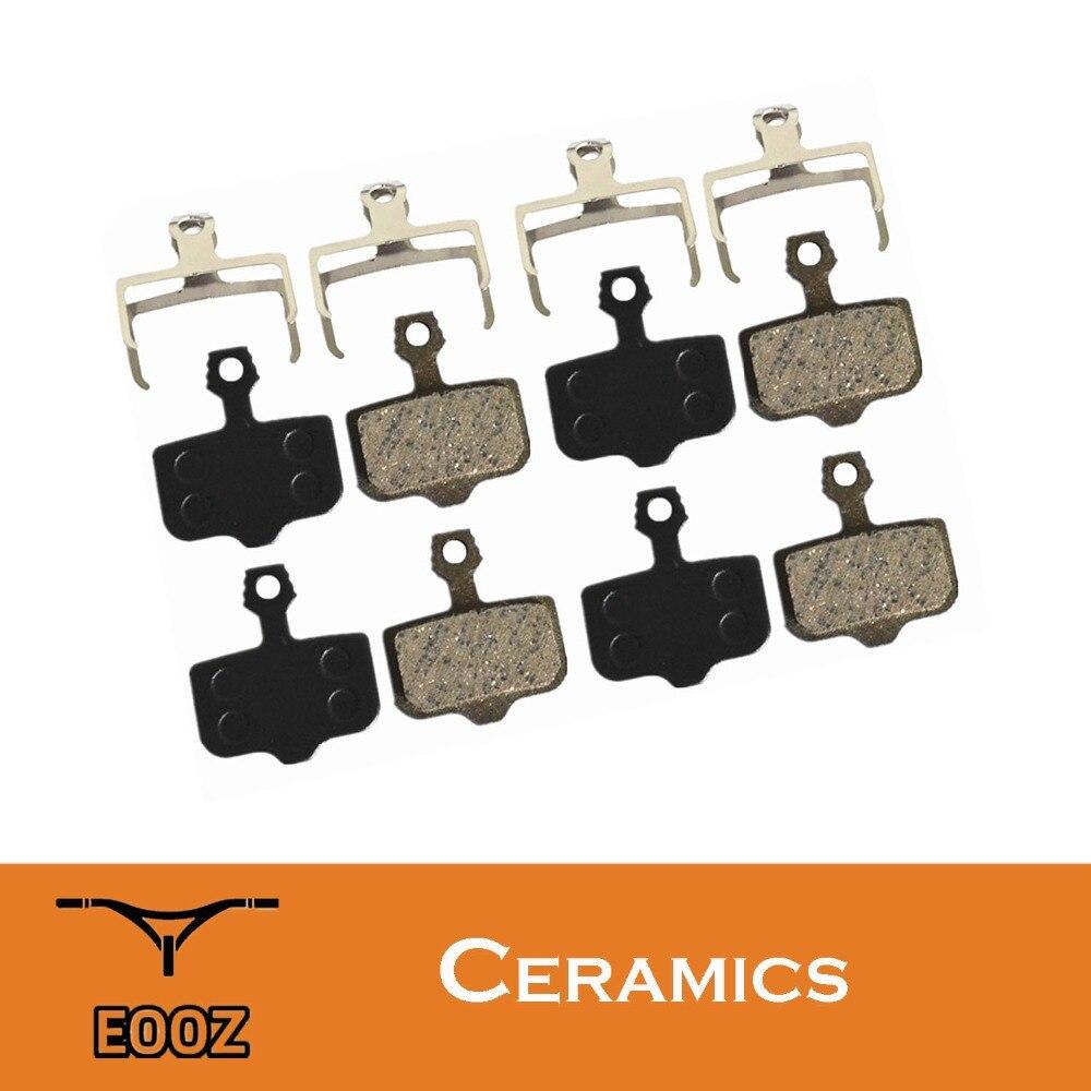 2 Pairs Resin Disc Brake Pads For Avid Elixir R CR-MAG E1//3//5//7//9 XX XO DB1//3//5