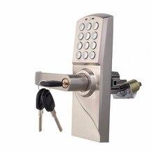 Keyless цифровой Код Безопасности Входной Двери OS7717