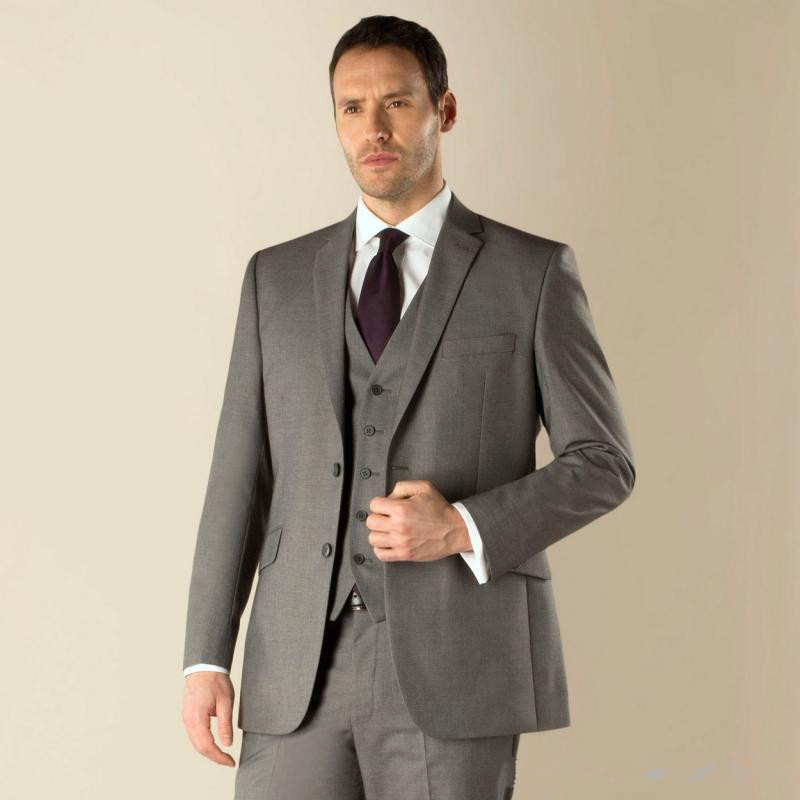 Online Buy Wholesale grey suit tie color from China grey suit tie ...