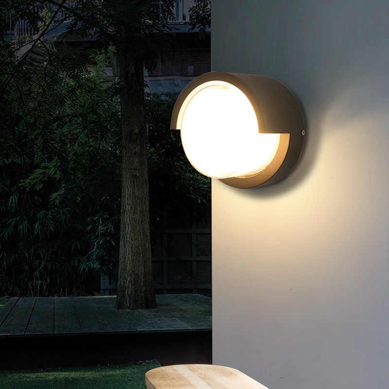 Нордический настенный светильник современный спальня бра Waterfool Наружное освещение Настенный светодиодный светильник светильники Домашнее освещение зеркальные огни