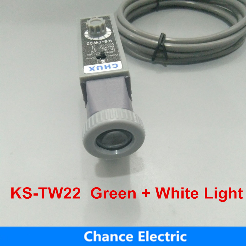 Packing Machine sale detect color infrared photocell mark sensors quality guaranteed optical Switch KS-TW22 PNP NPN packing machine new detect color infrared photocell mark sensor quality guaranteed optical switch z3n tb22