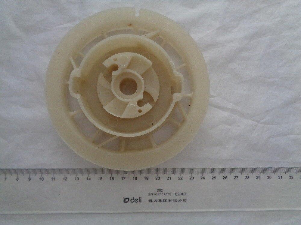 168F 170F Pull Recoil Starter Drum Wheel For HONDA 2KW 2.5KW  EC2500 Generator