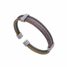 Jsbao Высококачественный красочный 316l браслет из проволоки