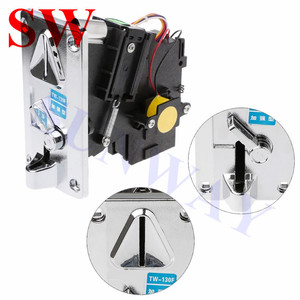 Image 5 - 1PCS factory price TW 130F Coin Accepter CPU Multi Coin Acceptors Comparison Coin Selector Side Coin Machine Selector