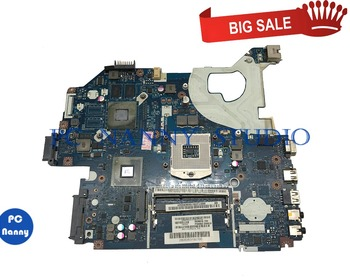 PCNANNY MBBYL02001 for Acer aspire 5750 5750G Laptop motherboard  P5WE0 LA-6901P HM65 DDR3 GT610M tested