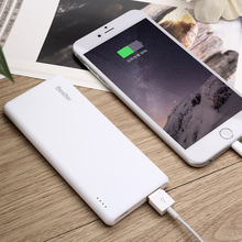Besiter 5000mah Ultra Thin Portable Power Bank for Smart Phones Universal Battery Charger Super Slim Charging Charger for Xiaomi