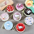 Hello Kitty Children Coin Purse Casual Cartoon Cute Cat Wallet For Girls Small Case Bag Money Pouch