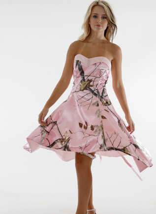 c5865419d3c3b ... sweetheart realtree pink camo short prom party dresses 2019 camouflage  prom dress custom make free shipping ...