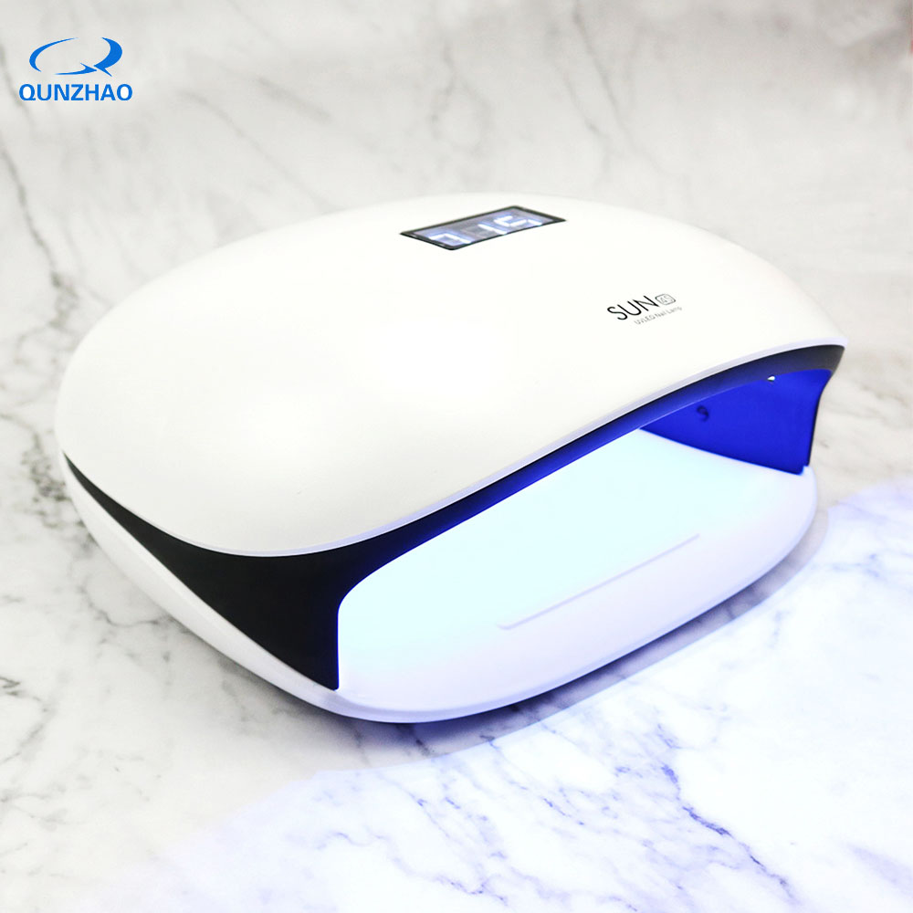 SUN 48W Nail Dryer UV Led Nail Lamp LCD Display With Botton 10s/30s/60s/99s Sun Light Machine For Nail Gel Polish CuringSUN 48W Nail Dryer UV Led Nail Lamp LCD Display With Botton 10s/30s/60s/99s Sun Light Machine For Nail Gel Polish Curing