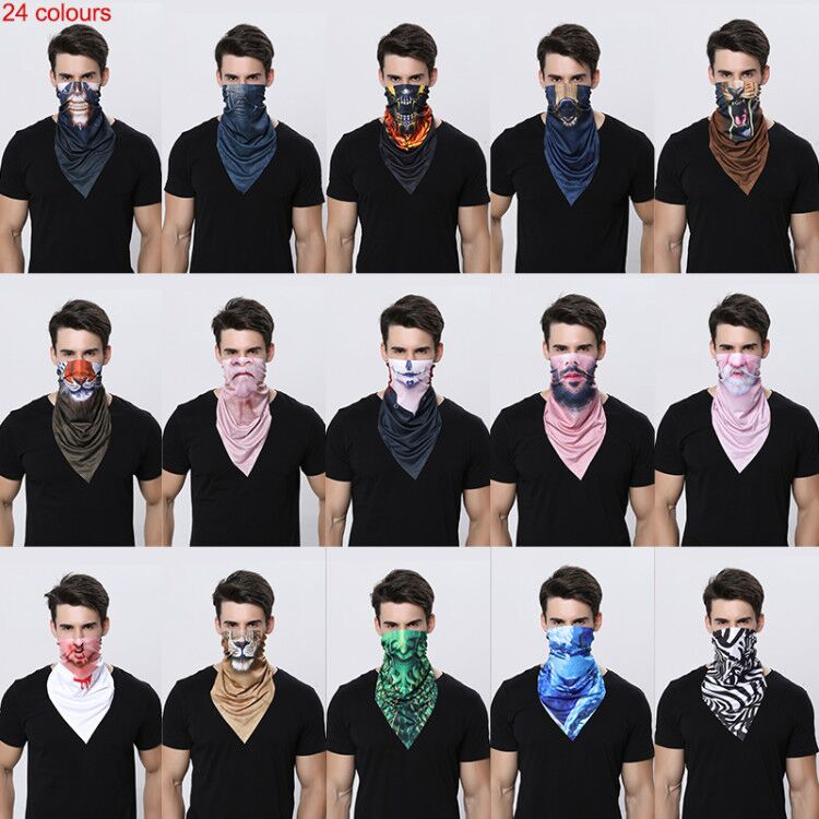 2018 new kpop BTS V mouth Masks for women men Neck Face Mask Outdoor Winter Warm Ski Snowboard Wind Cap Balaclavas Face Masks