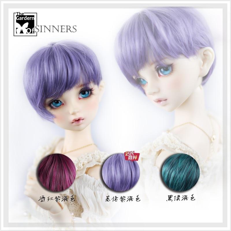5cm*100cm Doll Wigs Fringe Hair BJD//SD Doll Hair DIY High-temperature Wire Hair