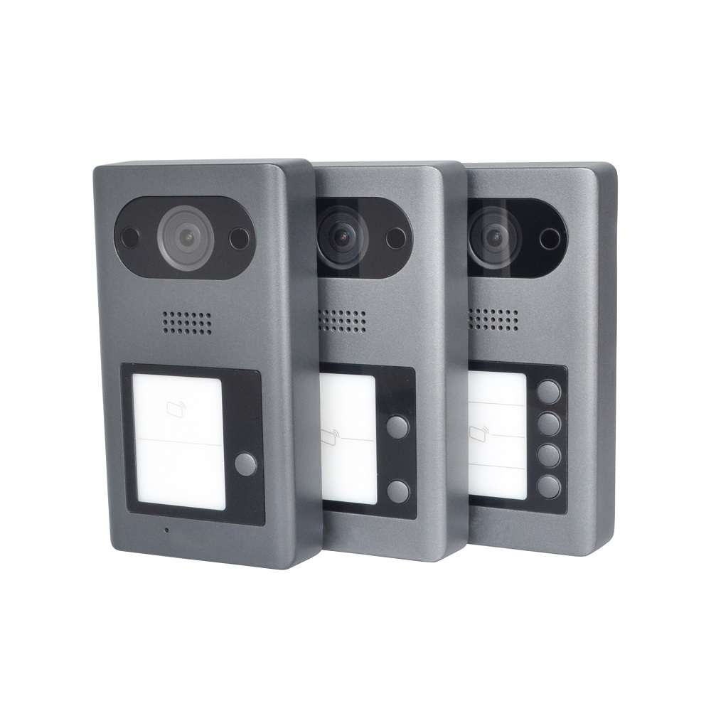 DH Logo Multi-language VTO3211D-P/P2/P4 PoE(802.3af) IP Metal Villa Doorbell ,Door Phone,doorbell,IP Video Intercom, Cloud