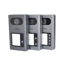 DH logo Multi language VTO3211D P/P2/P4 PoE(802.3af) IP Metal Villa doorbell ,Door Phone,doorbell,IP Video Intercom,SIP firmware