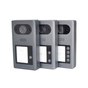 DH logo Multi-language VTO3211D-P/P2/P4 PoE(802.3af) IP Metal Villa doorbell ,Door Phone,doorbell,IP Video Intercom,SIP firmware
