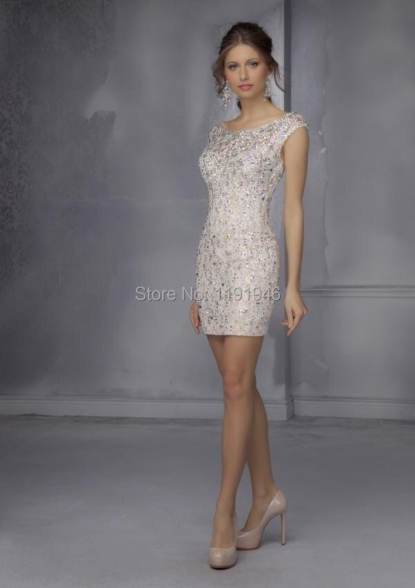 Imagenes de vestidos de fiesta ala rodilla