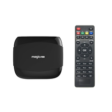 MAGICSEE N4 TV Box Support 4K H.265 Amlogic S905X 2GB Android 7.1  Quad-core 4K Resolution 2GB/16GB 2G/8G Support 2.4G WIFI LAN