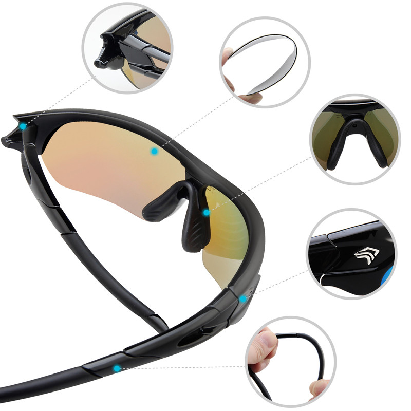 45184684f5 2016 New Sport Polarized Sunglasses Brand Outdoor Men Women Sports Glasses  for Climbing Hiking Running Fishing Golf TRG002USD 26.99 piece. 1 2 3 4 ...