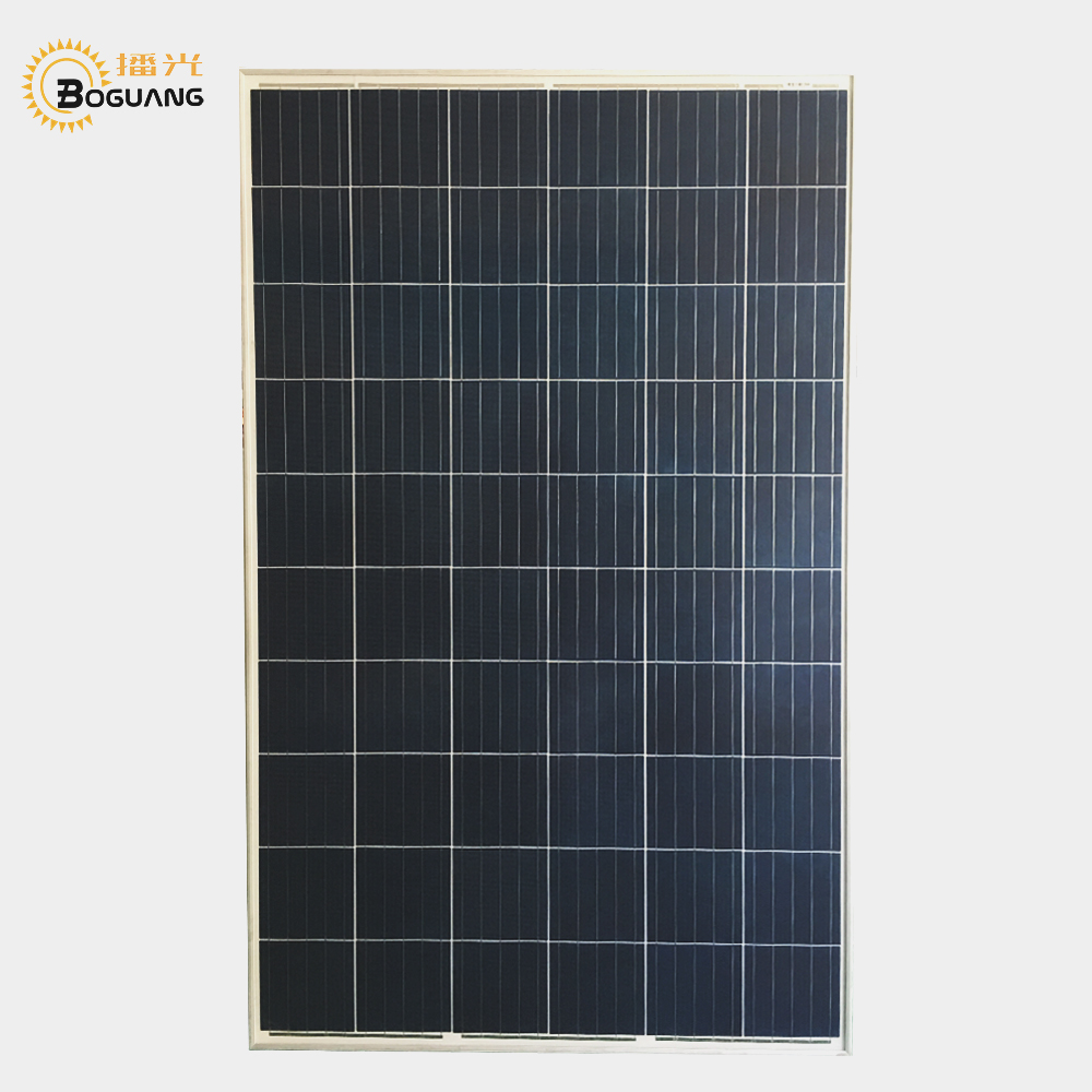 Boguang 260w solar panel PV module Polysilicon for home power charge