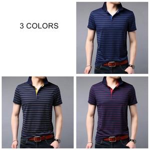 Image 4 - COODRONY T Shirt Men 2019 Summer Soft Cool Short Sleeve T Shirt Men Streetwear Casual Fashion Striped Top Tee Shirt Homme S95075