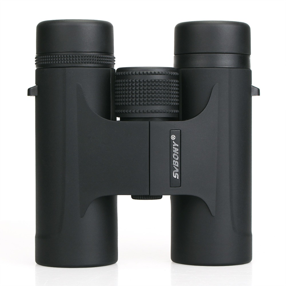 SVBONY SV40 8x32 Binoculars Multi-Coated Roof Prism Outdoor Telescope for Hunting Hiking Traveling Camping Telescopio F9333 eyeskey binocular telescope 8x32 hd fully multi coated optical for outdoor travel sightseeing hunting sport match concert orange