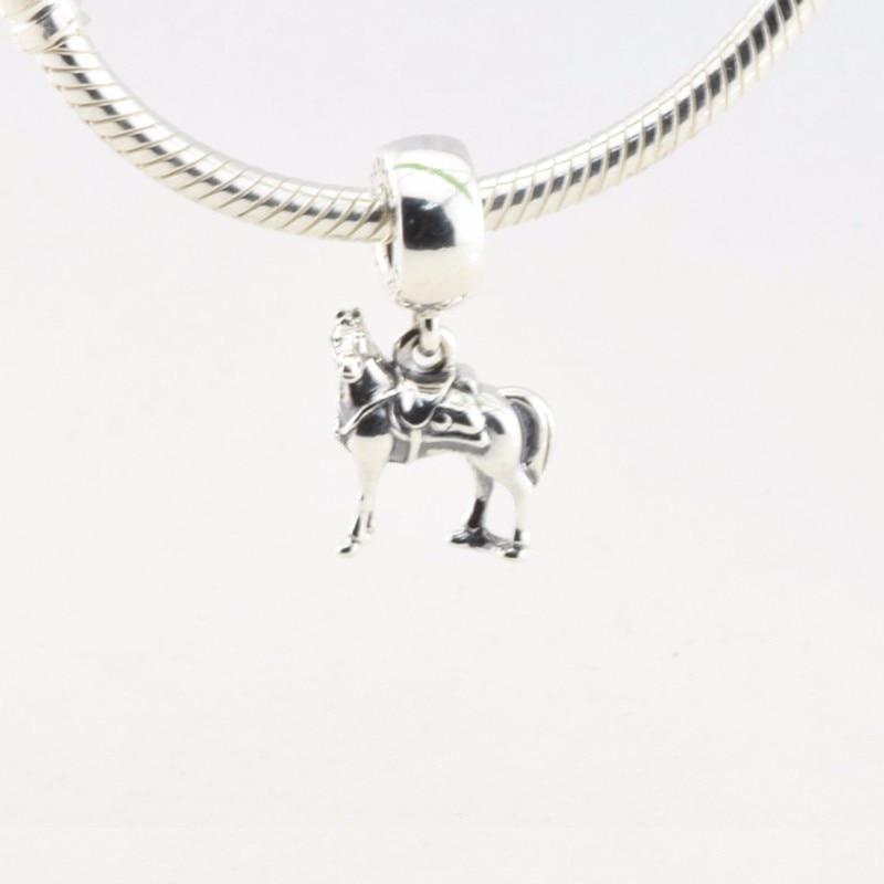 charm pandora cheval