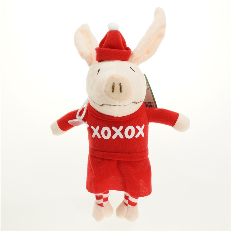Olivia The Pig 22cm Chef Kids Plush Soft Toy