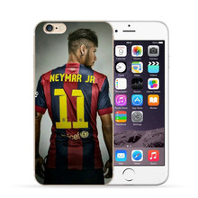 Barcelona Soccer Stars Messi Neymar Suarez Phone Case iPhone X 8 7 6 6S Plus 5 5S SE