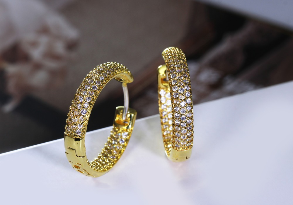 Hoop earring for night bar party (3)