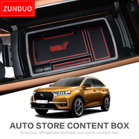 for Citroen DS7 2017 2018 2019 2020 DS 7 Armrest Box Storage Stowing Tidying Organizer Internal Accessories Auto Car Styling|Stowing Tidying|   -