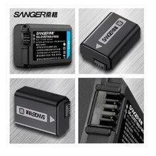 Pacote de baterias de lítio NP-FW50 FW50 NP NPFW50 Bateria Da Câmera Digital Para Sony Alpha a7R a7 a7R 7R a6300 a6500 II a7II NEX-3
