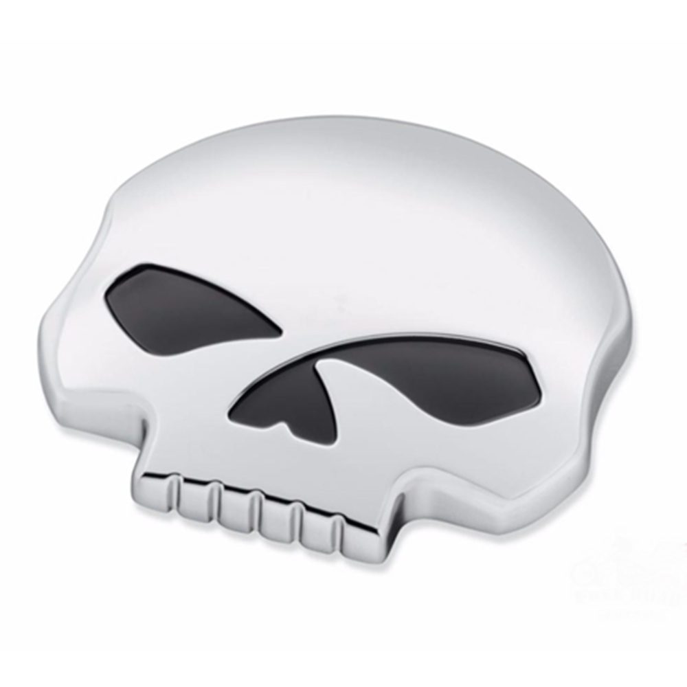 1 pcs Motorcycle CNC Aluminum Skull Tank Cover Fuel Gas Oil Tank Cap Kit for Harley Davidson уличный настенный светодиодный светильник favourite flicker 1830 1w