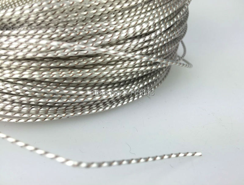 50m Electric heating wire Can Make Heating Blansket and Car Heating ...