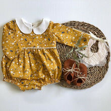 UK Cute Newborn Infant Baby Girl Floral Romper Jumpsuit Bodysuit Outfits Clothes