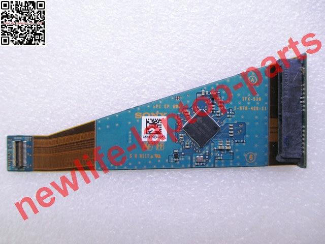 Оригинальный для Sony Vaio VGN-P SSD SATA Жесткий Диск Разъем IFX-536 1-878-429-11 тест хорошо бесплатная доставка доставка
