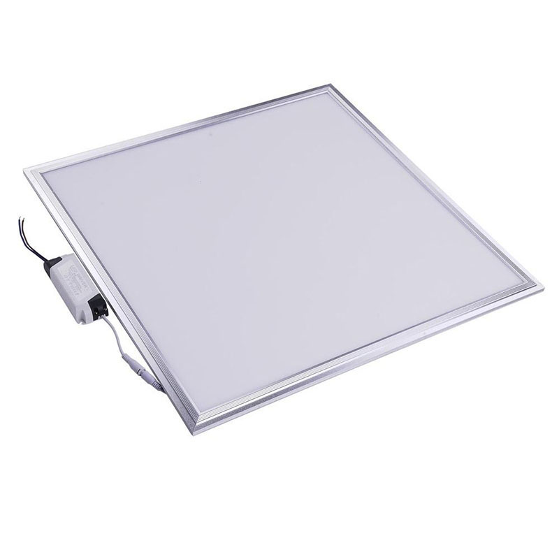 ФОТО 20PCS 620x620 LED Flat Panel 36W 48W 72W LED Light Panel 62x62 LED Ceiling Panel Light Fixture Dimmable Recessed Indoor Lighting