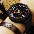 Reloj de pulsera de las mujeres relojes yazole 2017 mujer famosa marca de reloj de cuarzo reloj de señoras reloj de cuarzo relogio feminino montre femme