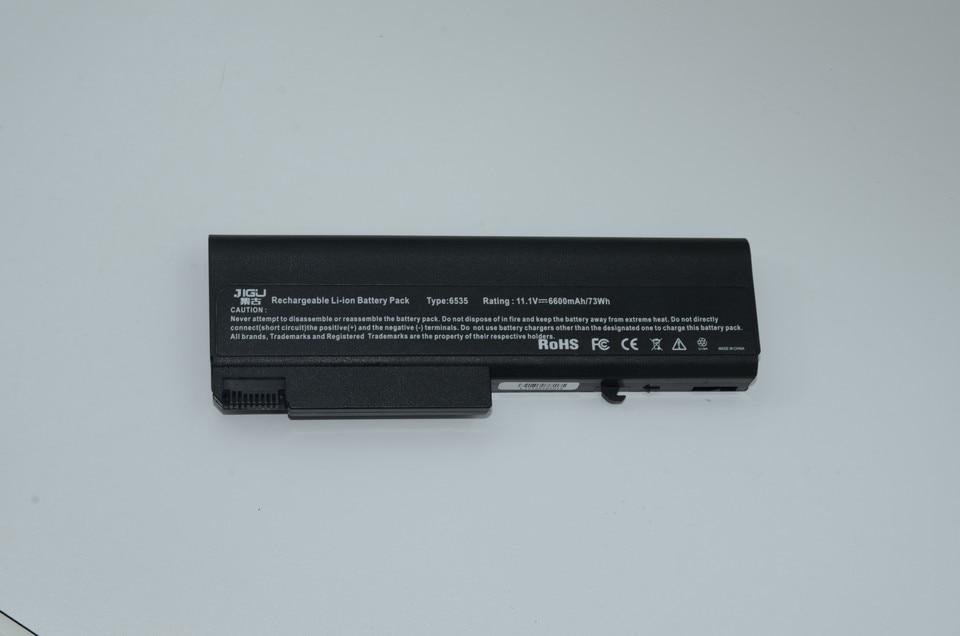 Аккумулятор JIGU для ноутбука hp 482962-001 HSTNN-I45C 583256-001 6440b 6535 6550 HSTNN-UB68 для EliteBook 6930p 8440p для ProBook