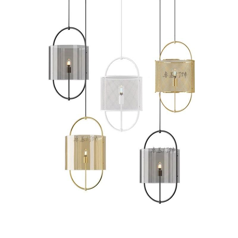 Modern Minimalist Pendant Light Lamp Nordic Ceiling Clothing Decoration glass ball Lamp for Living Room Bedroom Dining Room|Pendant Lights| |  - title=