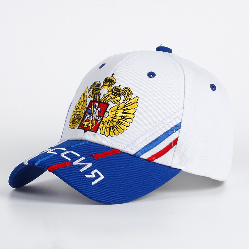 TUNICA 2017 new Olympic fashion men Russian Sochi Bosco   baseball     cap   Snapback hat casual hat man woman hip hop patriotic   cap